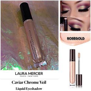 LAURA MERCIER Caviar Chrome Veil Liquid Eye Colour